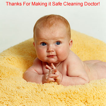 baby cleaning-doctor