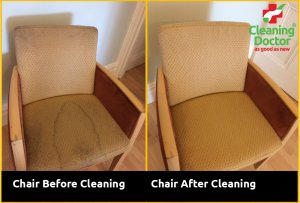 Lounge Chair Before + After