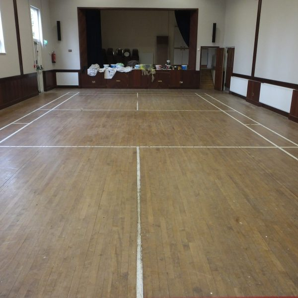 Monea Villiage Hall Before