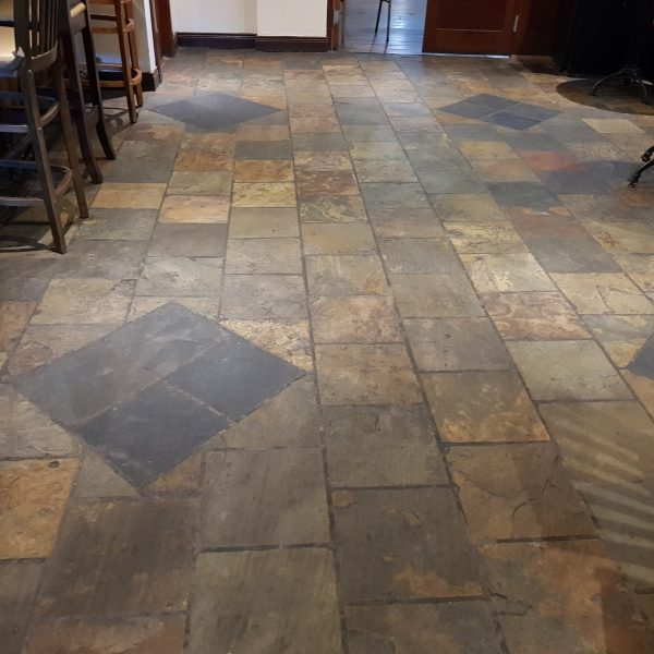 Local Bar Floor Before