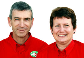 Martin & Tricia Bailey - Carpet Cleaners & Upholstery Cleaning Specialists Paignton