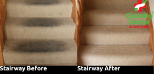 Stairway Before + After