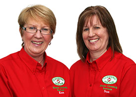 Kath Steyn   Sue Wallbanks   Home Cleaning   Lisburn