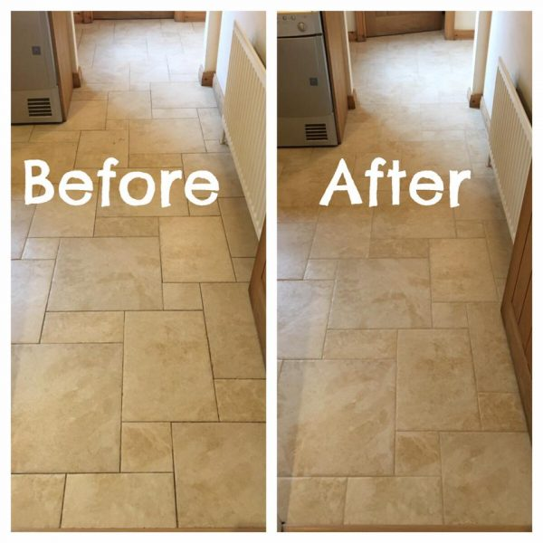 Utility Room Before/After