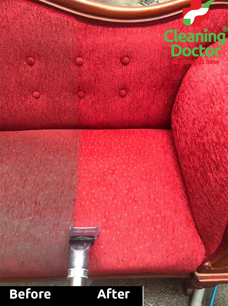 Stunning Chaise Longue Before + After