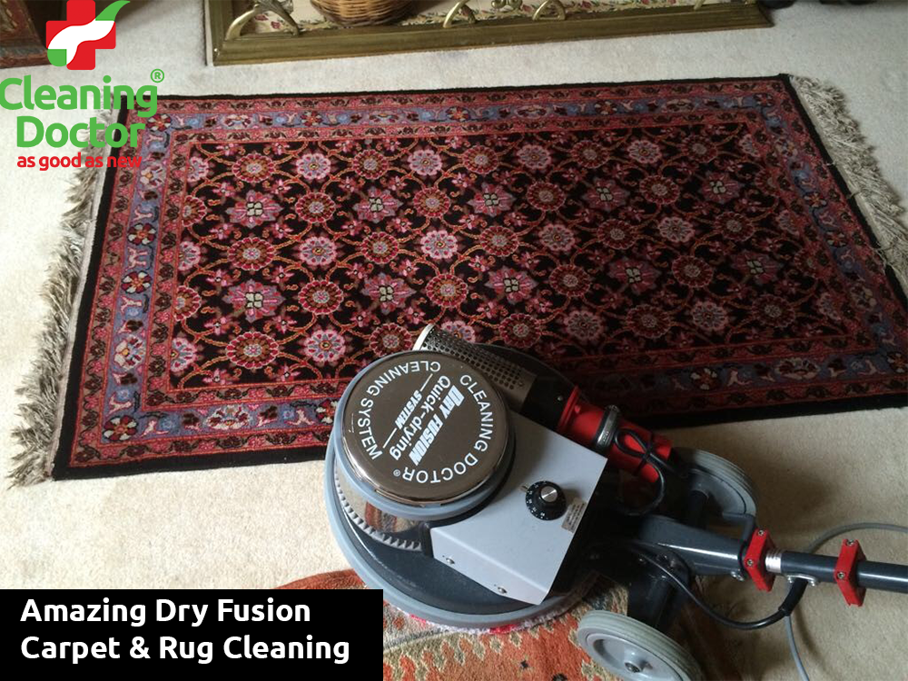 Dryfusion Cleaning