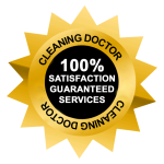 Cleaning Doctor Satisfaction Guaranteed